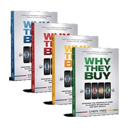 Why They Buy – Hardcover Book